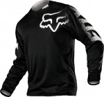 Мото джерси FOX BLACKOUT JERSEY [BLK]
