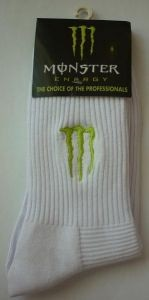 Носки MONSTER ENERGY ― MOTOCROSS-PARTS.COM.UA