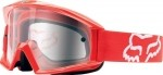 Мото очки FOX MAIN Goggle [RED/CLR]