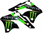 Наклейки FACTORY EFFEX MONSTER ENERGY -25%
