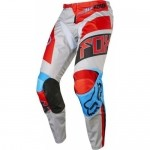Мото штаны FOX 180 FALCON PANT [GRY/RD]