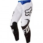 Мото штаны FOX 180 RACE AIRLINE PANT бело-черные